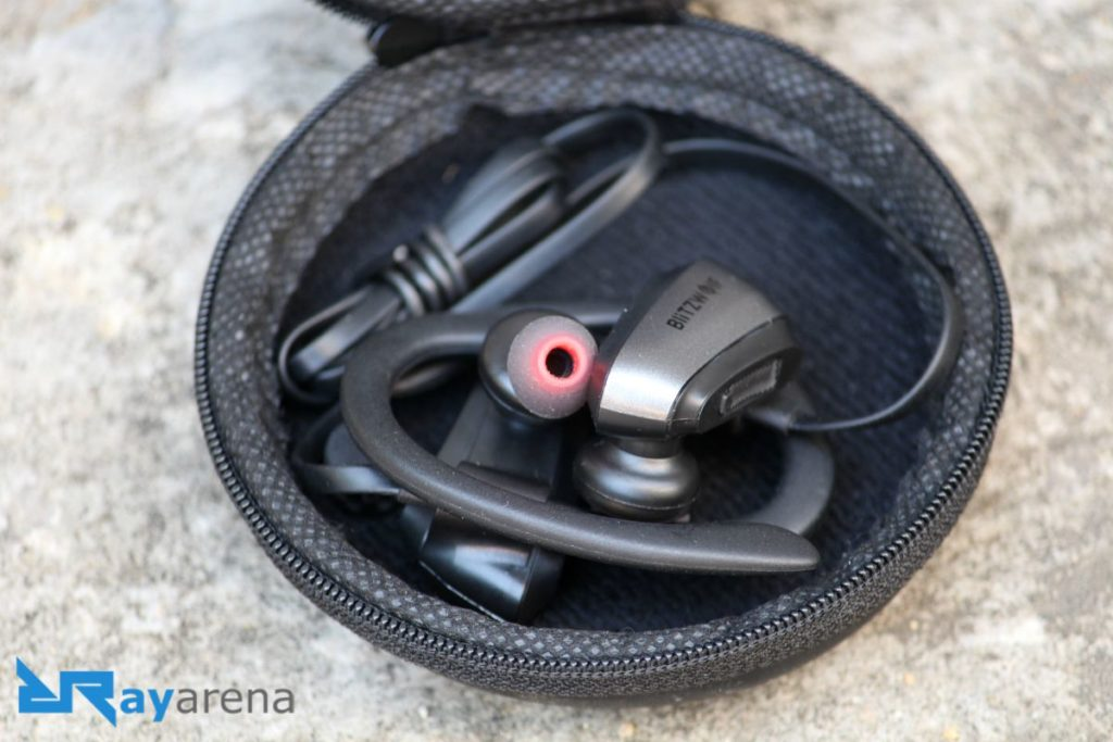BlitzWolf BW-BTS3 Bluetooth Earphones Review