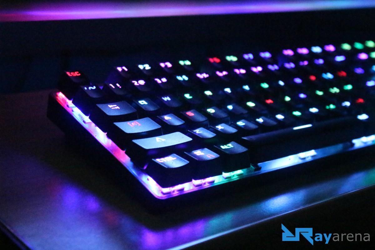 Motospeed CK104 Mechanical Keyboard Review
