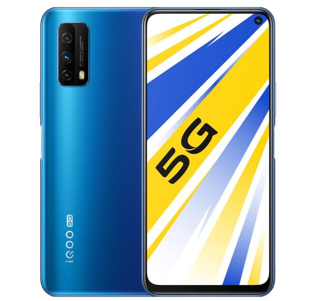 iQOO-Z1x-5G