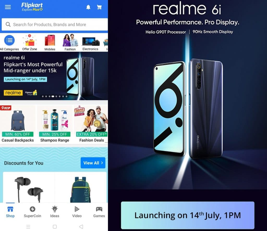 realme-6i-launch-flipkart